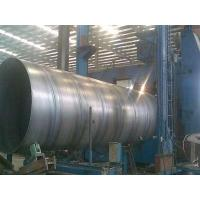 Quality SY/T 5040-2000 Spiral Submerged Arc Welding Pipe for Piling for sale