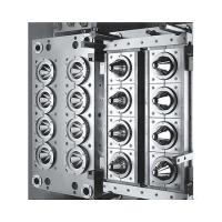 Buy cheap 8 cavity unscrew motor cap mould from wholesalers
