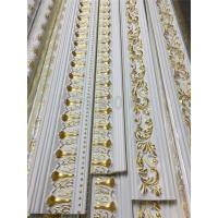 Quality Polyurethane material Carving Cornice Moulding Decoration for sale