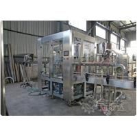 Quality Automatic Carbonated Beverage Filling Machine 3 in 1 for sale