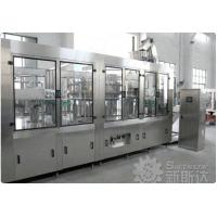 Automatic Carbonated water bottling plant