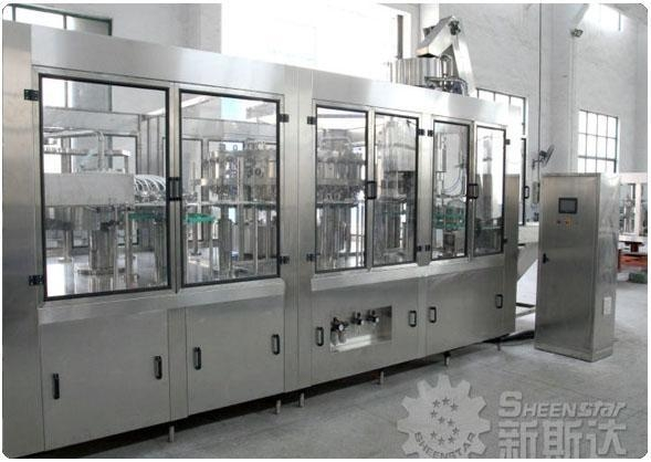 Buy Automatic Carbonated water bottling plant at wholesale prices