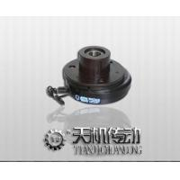 Buy cheap electromagnetic clutch with bearing pedestal from wholesalers