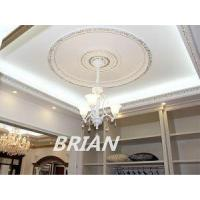 Buy cheap Art Ceiling PU Cornice Decorative Mouldings from wholesalers