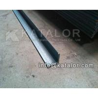 Quality Angle steel ASTM A588 Grade B corten angle steel for sale