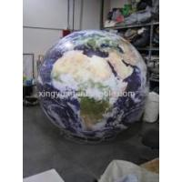Quality Hot Selling Ourdoor Inflatable Earth Globe for sale