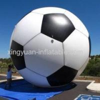 Quality Promotional Giant Infalatble Football Balloon for sale