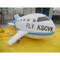 Quality Hot Selling Giant Inflatable Plane For Advertising for sale