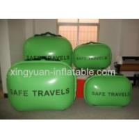 Quality Giant Inflatable Suitcase Model For Advertising for sale