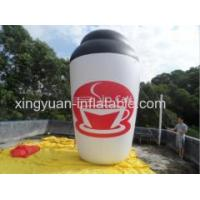 Quality Giant Inflatable Coffee Cup For Sale for sale