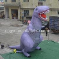 Quality Hot Selling T-Rex Giant Inflatable Dinosaur Model for sale