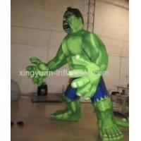 Quality Giant Model Inflatable Hulk For Advertising for sale