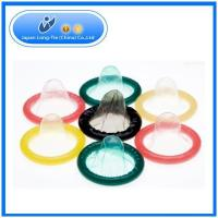 Male Latex Best Condoms For Contraception With Customized Logo Design