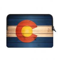 Quality Colorado State Flag Pattern 15.6-Inch(Twin Sides).. for sale