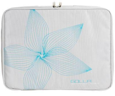 "Buy Golla Autumn 16"" Laptop Sleeve - Light Gray at wholesale prices"