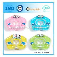 Buy Baby Swimming Protection Neck Float Ring Adjustable Collar Baby Inflatable at wholesale prices