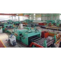 China Big Capacity HR Steel Coil Processing Equipment Cut to Length Machinery on sale