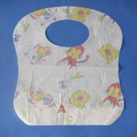 Quality Disposable Baby Bibs for sale