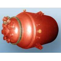 China Half-open Type Glass-lined Reactor on sale