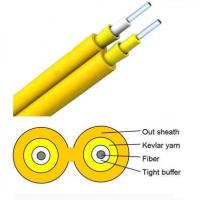 Quality Fiber Optic Indoor zipcord cable for sale