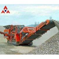 Buy cheap Famous Manufacture Mobile Crusher Plant With ISO Approval from wholesalers