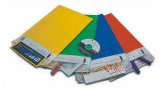 Buy Yellow / Green Custom Printed Mailing Envelopes Protective Mailing Bags at wholesale prices