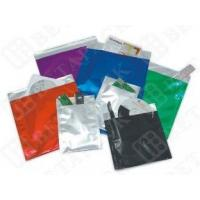 Quality Red / Blue / Green PE Film / Aluminum Foil Envelopes With Self Seal Closure for sale
