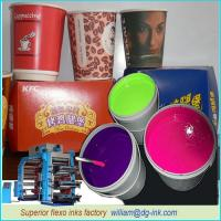 Quality Paper Bowl Printing Inks for sale