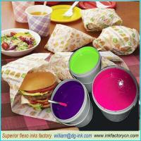 Quality Water-based Ink For Food Wrapping Print for sale