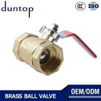 Buy cheap Fire ball valve from wholesalers