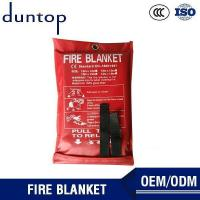 Buy cheap Fire blanket with EN649 from wholesalers