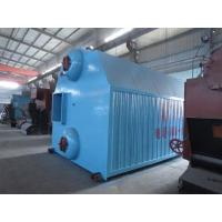 Quality Double Drum Chain-grate Coal-fired Steam Boiler for sale