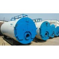 Quality Horizontal oil/Gas fired Hot Water Boiler for sale