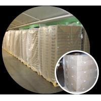 China Polythene Pallet Covers on sale