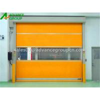 High Speed Door Automatic PVC fabric roll up door