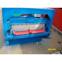 China C/Z/U/M Shaped Steel Purlin Machine BH-Concealed Roof Sh Concealed Roof Sheet Forming Machine on sale