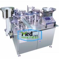China Safety Syringe Assembly Machine on sale
