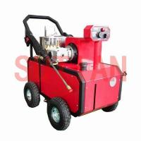 Quality STEH081580 Bar Electric Motor Hot Water Pressure Washer for sale