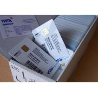Buy cheap Contact Smart Card from wholesalers