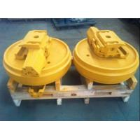 Buy cheap Good Quality Idler Crawler Bulldozer,Excavator Front Idler Roller from wholesalers