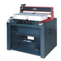 Buy cheap computer automatic gluing machine-for leather product from wholesalers