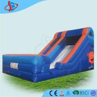 China Renting Inflatable Slides on sale
