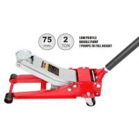 China 2T Low Profile Hydraulic Floor Jack on sale