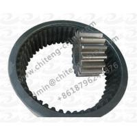 China XCMG Wheel Loader, Road Roller separated type ring gear for Wheel drive axle on sale