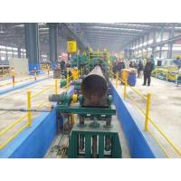 China Straight Seam Submerged-Arc Welded Pipe Mill on sale