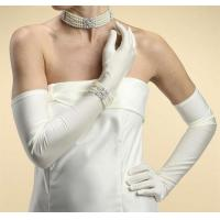 China Opera Length Wedding or Prom Gloves on sale