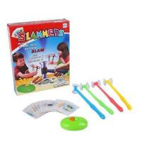 Quality Slammers Double Click Sound Game Kids Intellectual Toy for sale
