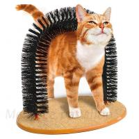 Quality pet cat relieve itching machine toy for sale
