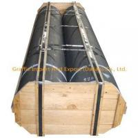 China graphite products RP HP UHP Graphite Electrode for Eaf Lf Furnace on sale