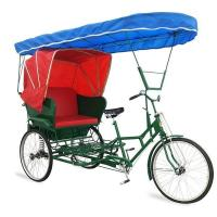 Quality Pedicab Rickshaw with Canopy for sale